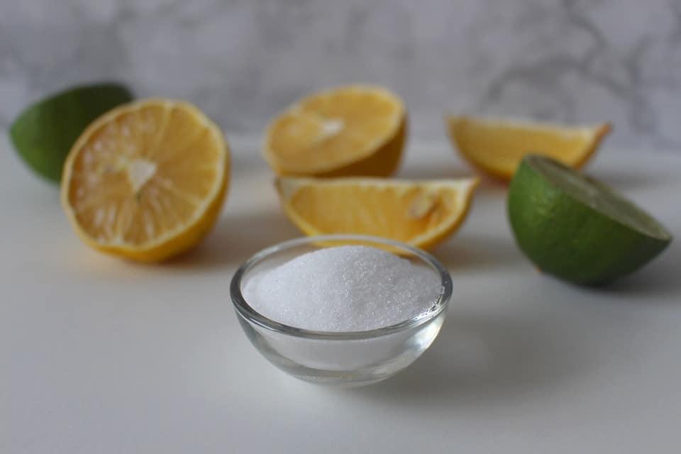 Elimina la grasa abdominal utilizando Bicarbonato de sodio y Limón.