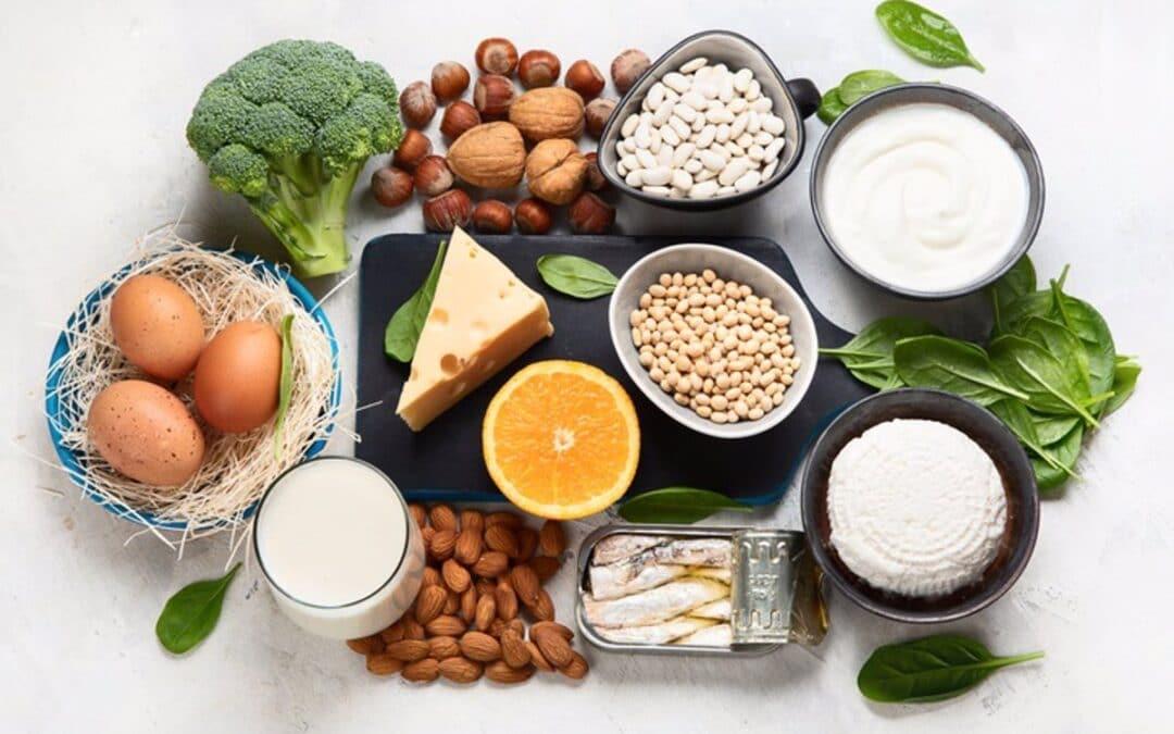 12 alimentos que regenerarán tus huesos, mejorarán tu memoria y recuperarán tu visión