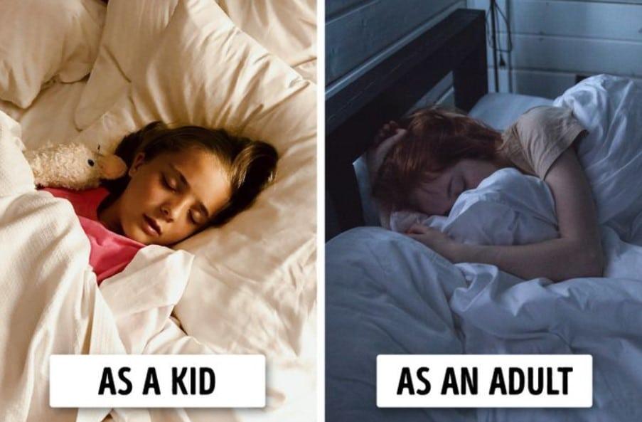 Por qué no podemos dormir sin una manta, incluso en verano