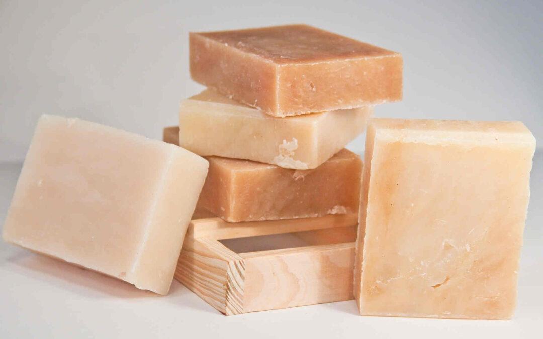 Jabón de Manteca de Karité Muy Hidratante: Recetas Caseras