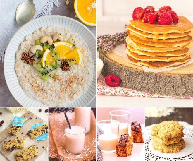 Desayunos con Avena: Fáciles de Preparar, Ricos y Muy Saludables
