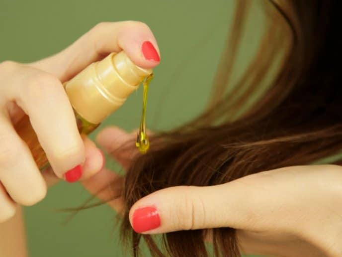 Aceite para el cabello seco: beneficios, cuales son los mejores y cómo usar